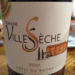 Dom. Villesèche Côtes du Rhône