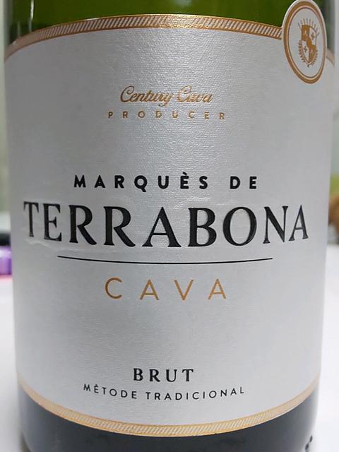 Marquès de Terrabona Cava Brut(マルケス・デ・テラボーナ カヴァ ブリュット)