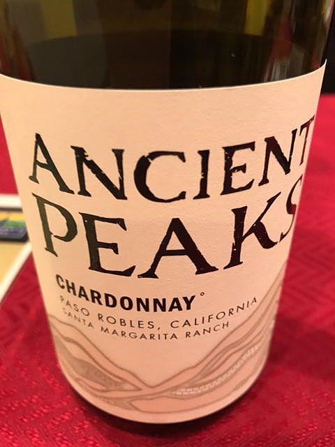 Ancient Peaks Chardonnay(エィンシェント・ピークス シャルドネ)
