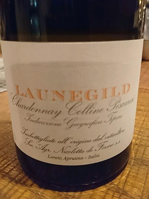 Nicoletta de Fermo Launegild Chardonnay