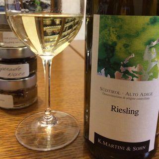 K. Martini & Sohn Riesling