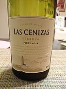 Las Cenizas Reserva Pinot Noir