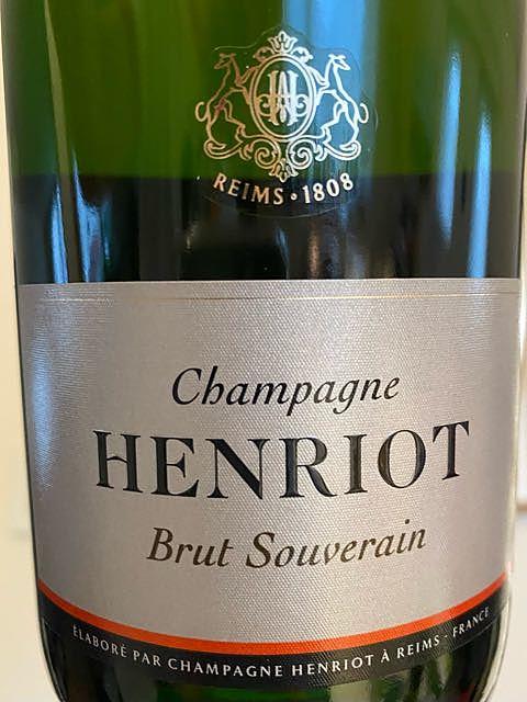 Henriot Brut Souverain(アンリオ ブリュット スーヴェラン)