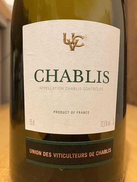 UVC Union des Viticulteurs de Chablis Chablis(ユニオン・デ・ヴィティキュルトゥール・ド・シャブリ シャブリ)
