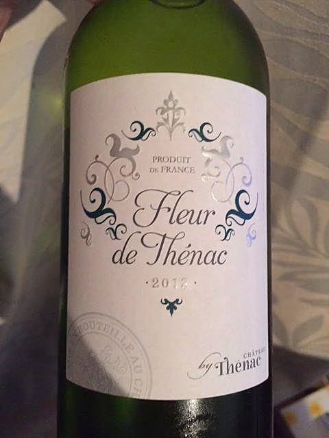 Fleur de Thénac Blanc(フルール・ド・テナック ブラン)