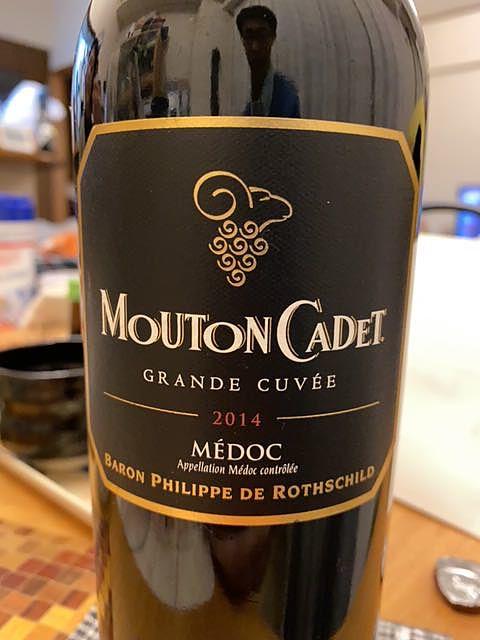 Mouton Cadet Grande Cuvée Médoc