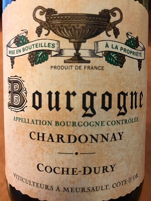 Dom. Coche Dury Bourgogne Chardonnay