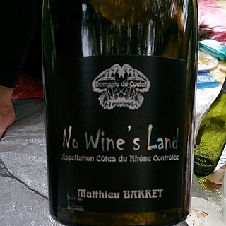 Matthieu Barret No Wine's Land