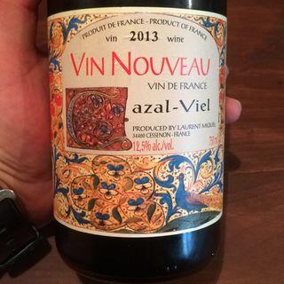 Dom. Cazal Viel Vin Nouveau Rouge