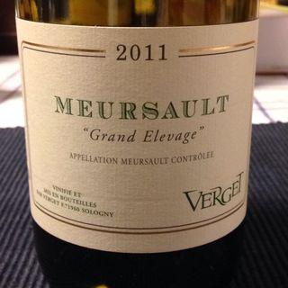 Verget Meursault Grand Elevage
