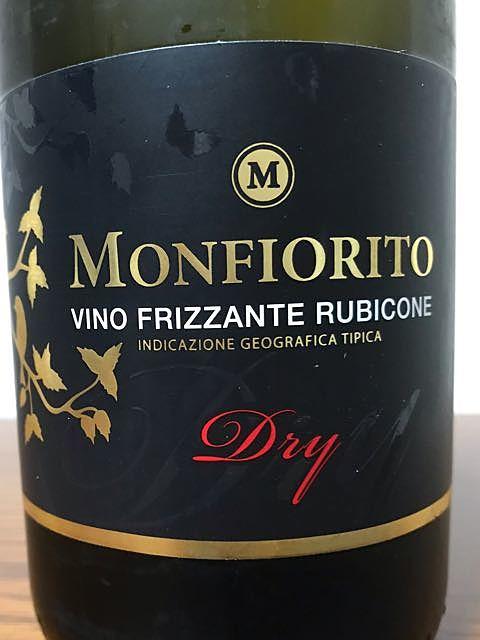 Monfiorito Vino Frizzante Dry(モンフィオリート ヴィーノ・フリッツァンテ ドライ)