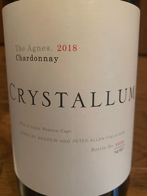 Crystallum The Agnes Chardonnay