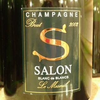 Champagne Salon Non Dose