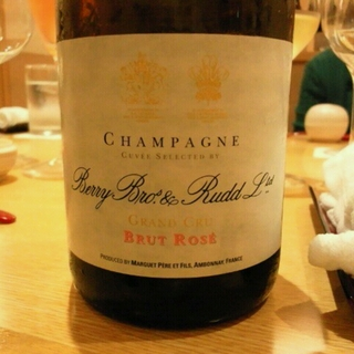 Selected by Berry Bros. & Rudd United Kingdom Champagne Brut Rosé