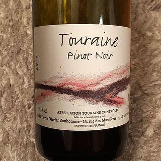 Puzelat Bonhomme Touraine Pinot Noir