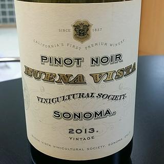 Buena Vista Sonoma Pinot Noir