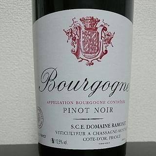 Dom. Ramonet Bourgogne Pinot Noir
