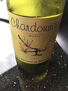 Baron Philippe de Rothschild Pays d'Oc Chardonnay(バロン・フィリップ・ド・ロートシルト ペイドック シャルドネ)