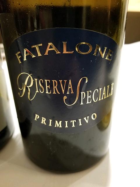 Fatalone Primitivo Riserva Speciale