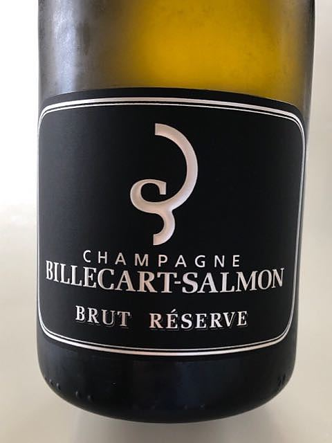 Billecart Salmon Brut Réserve(ビルカール・サルモン ブリュット・レゼルヴ)