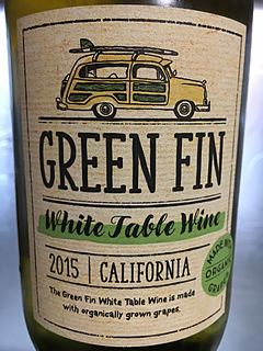 Green Fin White Table Wine(グリーン・フィン ホワイト・テーブル・ワイン)