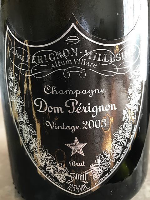 Dom Pérignon Vintage (David Lynch)