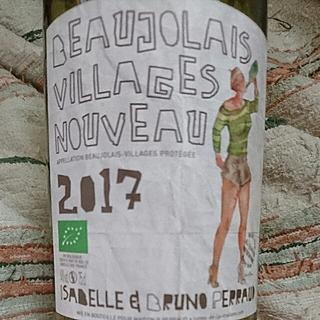 Isabelle & Bruno Perraud Beaujolais Villages Nouveau