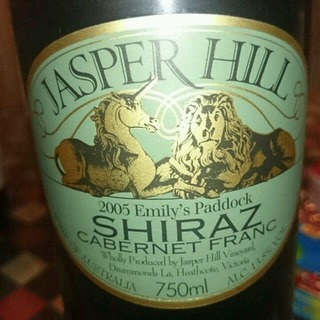Jasper Hill Emily's Paddock Shiraz Cabernet Franc