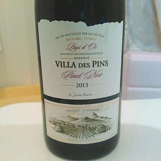 Villa des Pins Pinot Noir