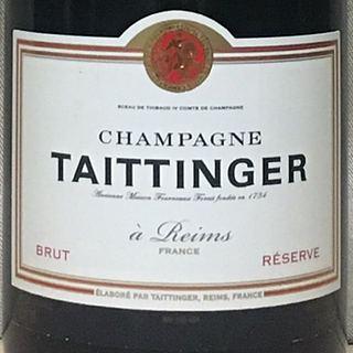Taittinger Brut Réserve