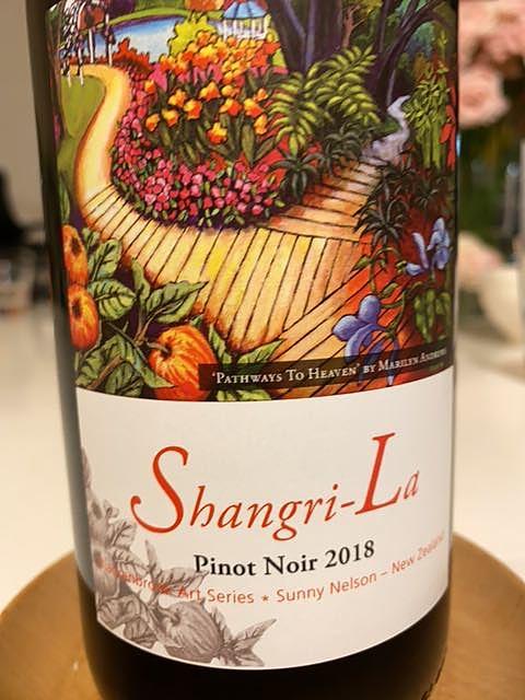 Shangri La Pinot Noir