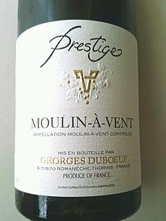 Georges Duboeuf Moulin à Vent Prestige