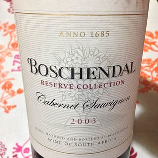 Boschendal Reserve Collection Cabernet Sauvignon