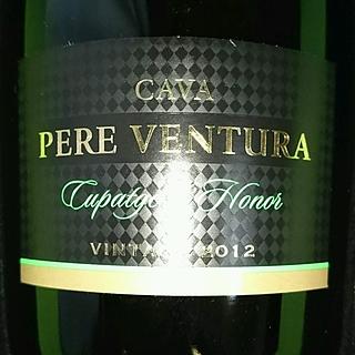 Pere Ventura Cupatge d'Honor