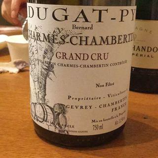 Bernard Dugat Py Charmes Chambertin Grand Cru