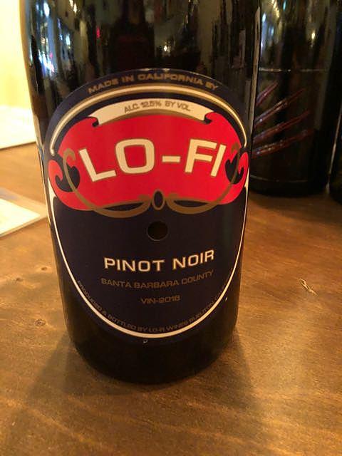 Lo Fi Pinot Noir(ローファイ ピノ・ノワール)