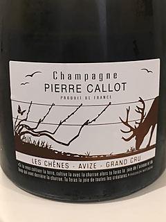 Pierre Callot Les Chênes Avize Grand Cru Extra Brut