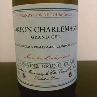 Dom. Bruno Clair Corton Charlemagne Grand Cru