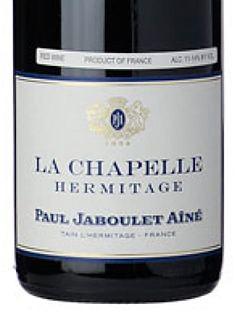 Paul Jaboulet Ainé Hermitage La Chapelle Rouge