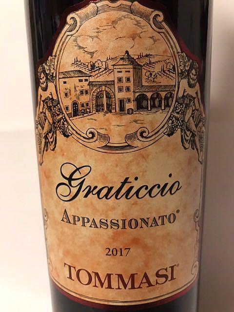 Tommasi Graticcio Appassimento(トンマージ グラティッチョ アパッシメント)