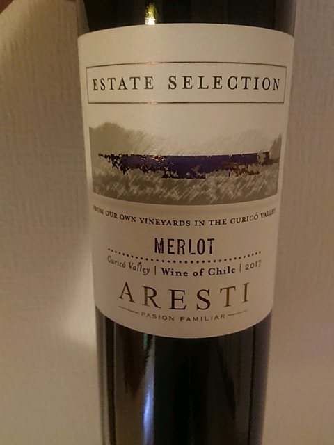 Aresti Estate Selection Merlot