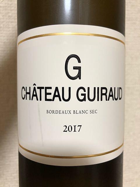 Le G de Ch. Guiraud
