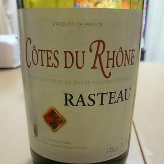 Dom. de la Combe Dieu Côtes du Rhône Rasteau(ドメーヌ・ド・ラ・コンベ・デイヨ コート・デュ・ローヌ ラストー)