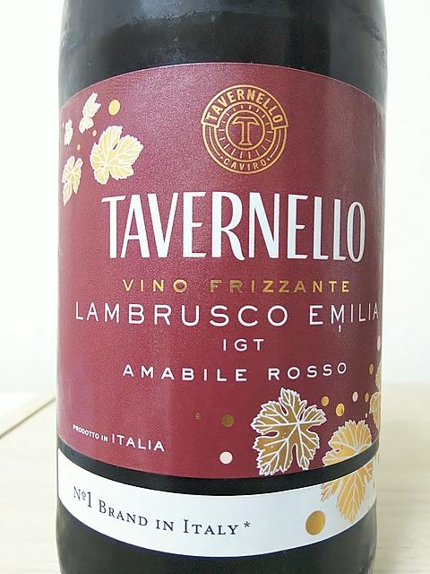 Tavernello Lambrusco Emilia Rosso