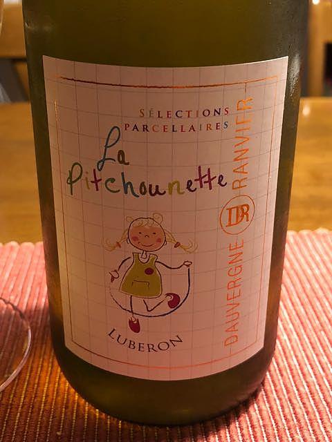 Dauvergne Ranvier La Pitchounette Luberon Blanc