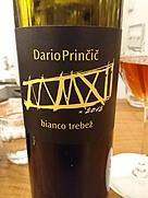 ダリオ・プリンチッチ ビアンコ トレベツ セレツィオーネ ヌオーヴァ(2012)
