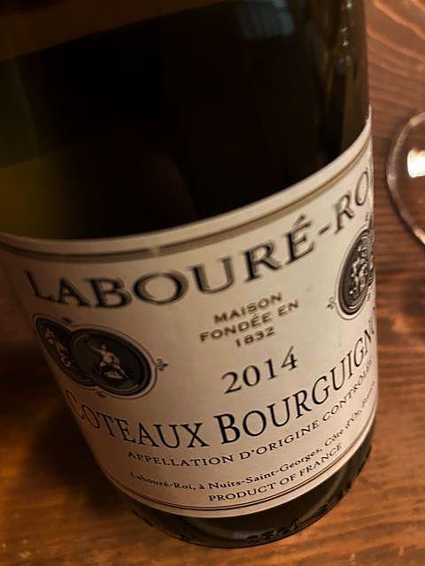 Labouré Roi Côteaux Bourguignons Blanc(ラブレ・ロワ コトー・ブルギニヨン ブラン)