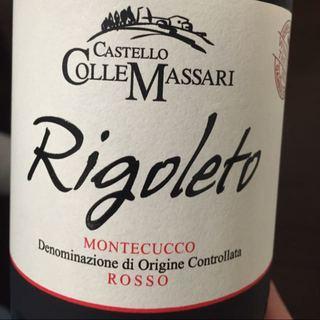 ColleMassari Rigoleto Montecucco Rosso(コッレマッサーリ リゴレット モンテクッコ ロッソ)
