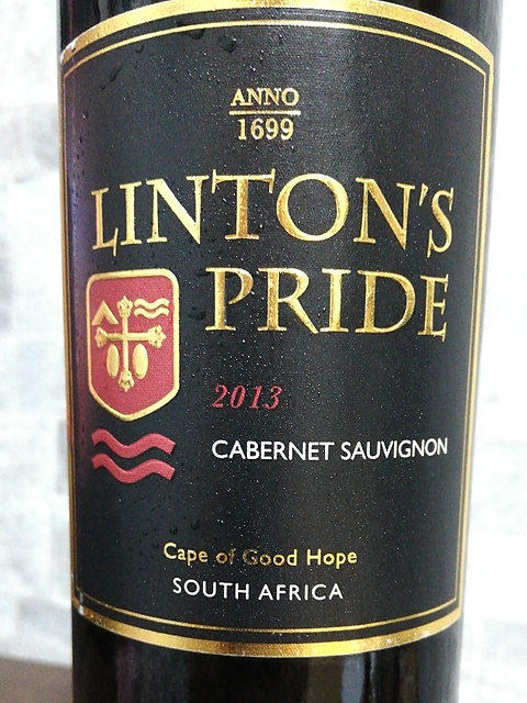 Linton's Pride Cabernet Sauvignon