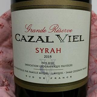 Cazal Viel Grande Réserve Syrah